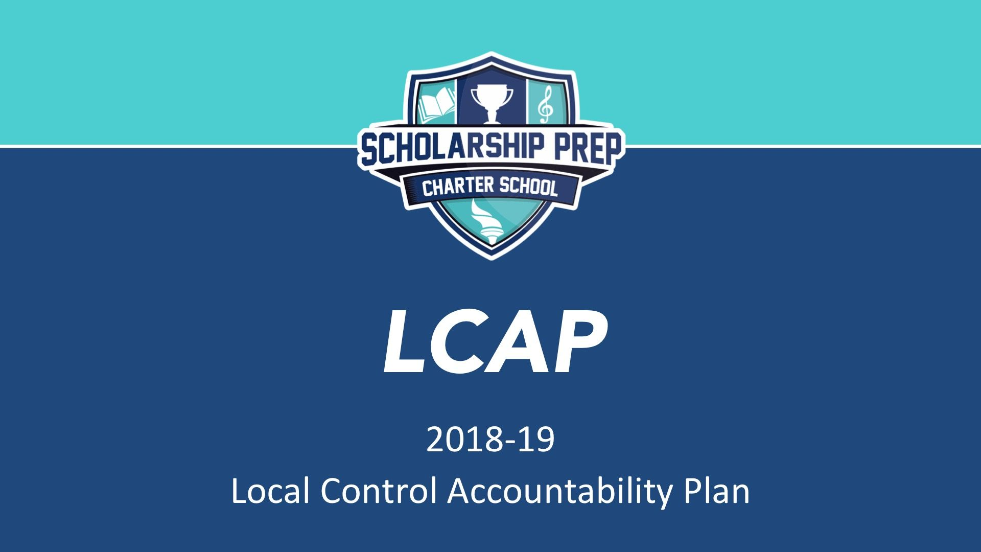 2018-19 Local Control Accountability Plan