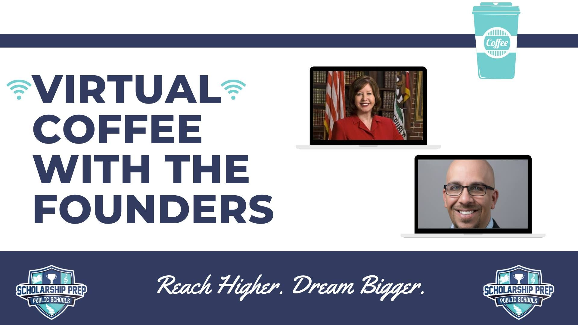 Virtual Coffee With The Founders